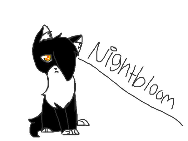 Roxy's older sister, Nightbloom. ~Roxy