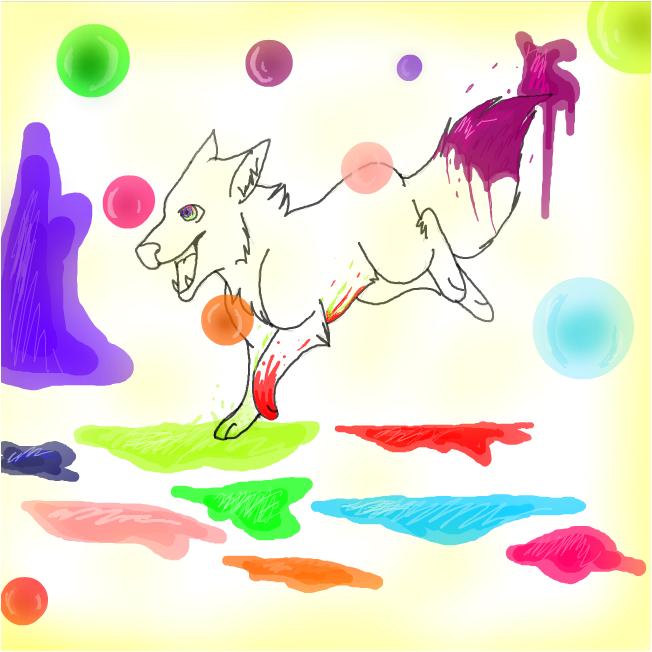 Paint the world~Olivia