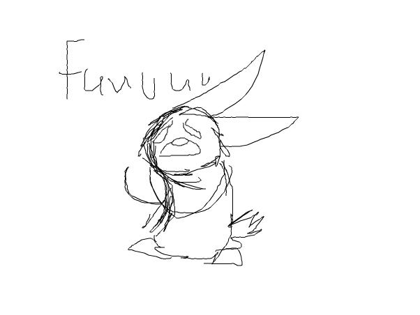 i want to draw a bunny~Bunny