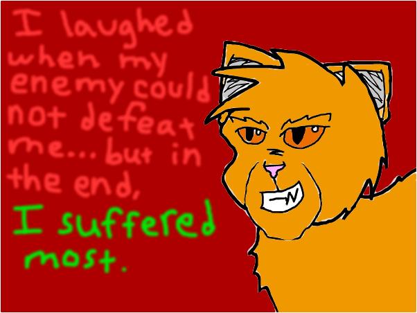 Lionblaze's words