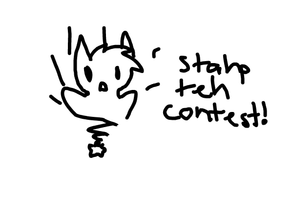 STAHP TEH CONTEST