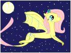 Fluttershy dragon!
