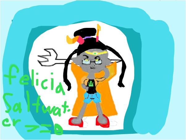Felicia Saltwater