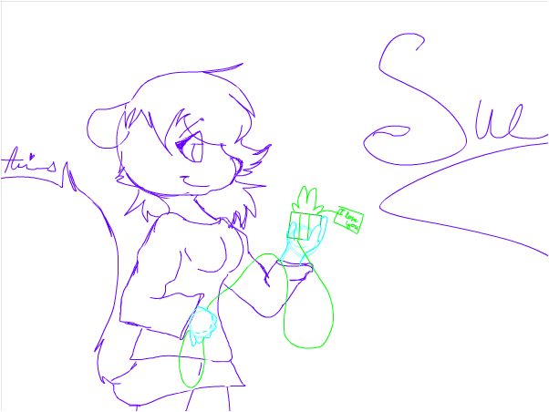 Sneaky Susie (sketch)~