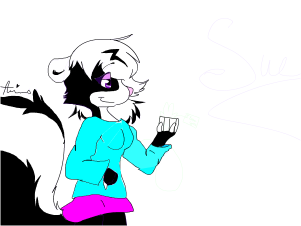 WIP~(Sneaky Susie undetailed)