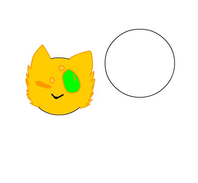 cat selfie wip