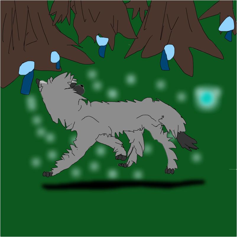 AshFur In the DarkForest