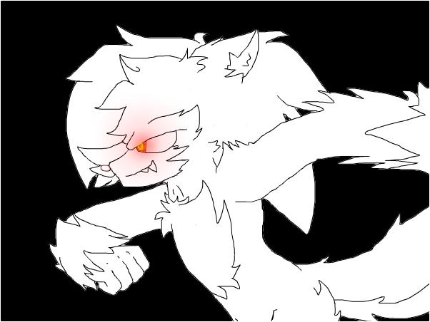 Drakethe werewolf