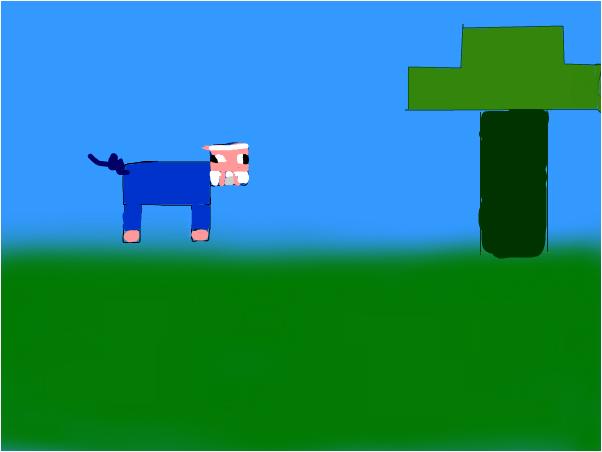 BLUE SHEEP CONTEST