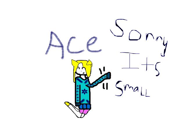 new oc Ace