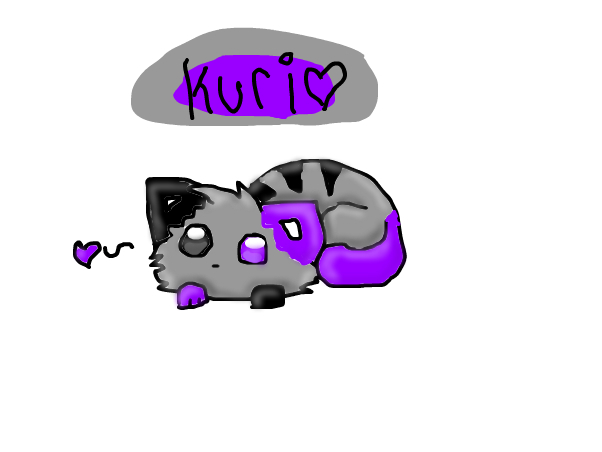 KAWAII KURI KITTY!!!