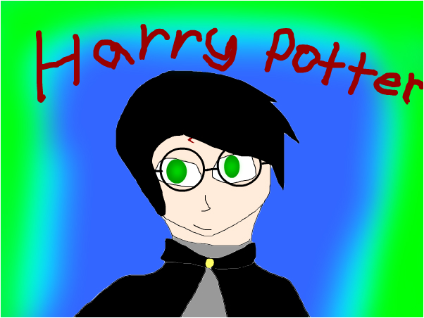 Harry Potter (I LOVE THE BOOKS AND MOVIES!!!!!!!!)