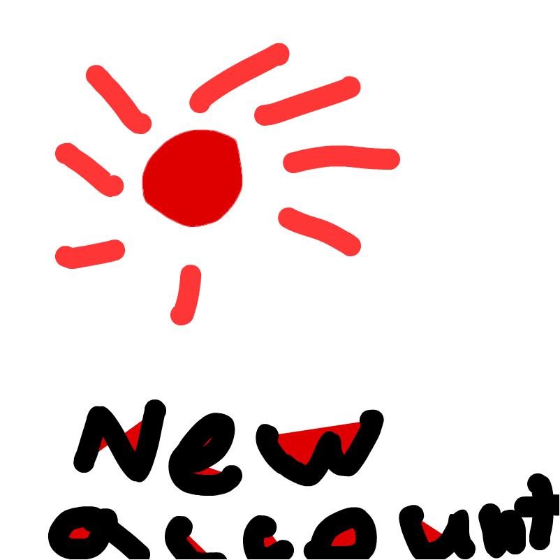 New Account Alert!!!!!!