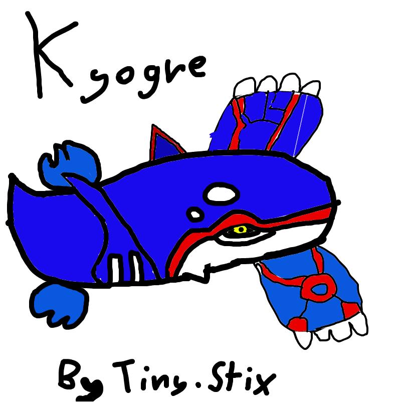 Kyogre