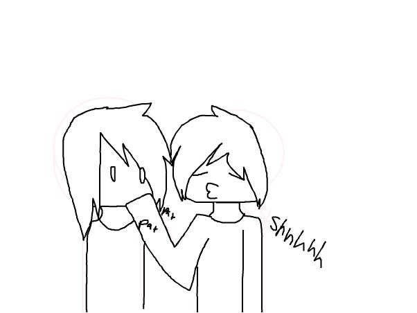 shhhhhh bby~Kiku