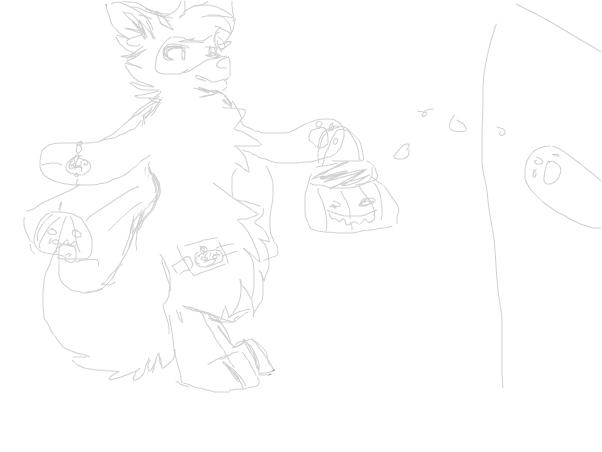 Halloween WIP~Jinx