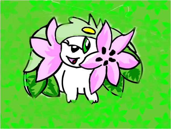 Pokemon: Shaymin the Hedgehog!