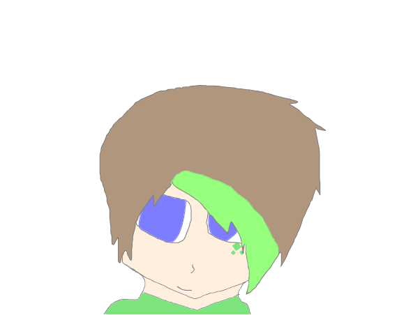 Jorde my brother....whos a ghost...~Brightart