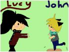 Lucy and John