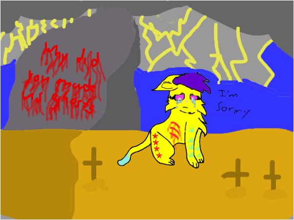 megan the ghost cat