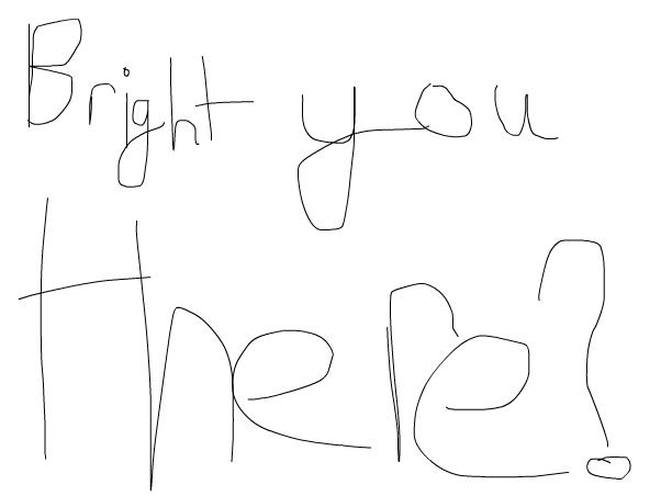 Bright read