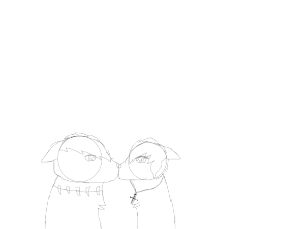 my and my friend ~unfinished