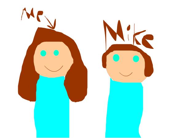 I do have twin Mike bro tho
