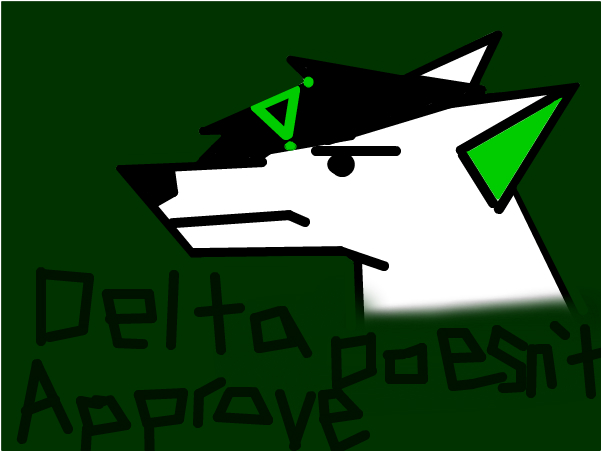 Delta Doesn't Approve