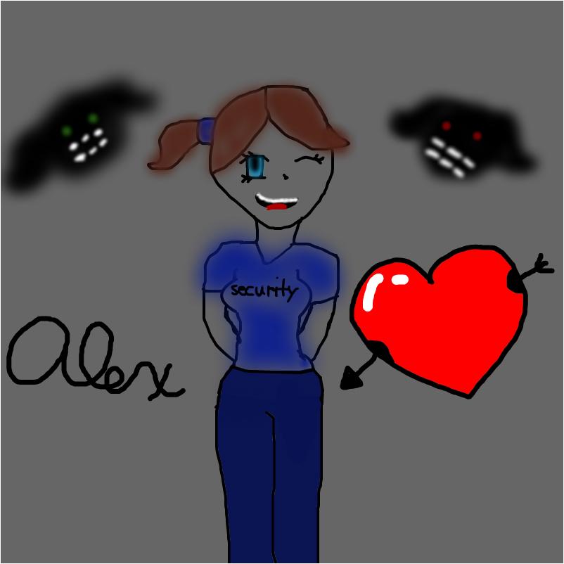 Alex Fanart
