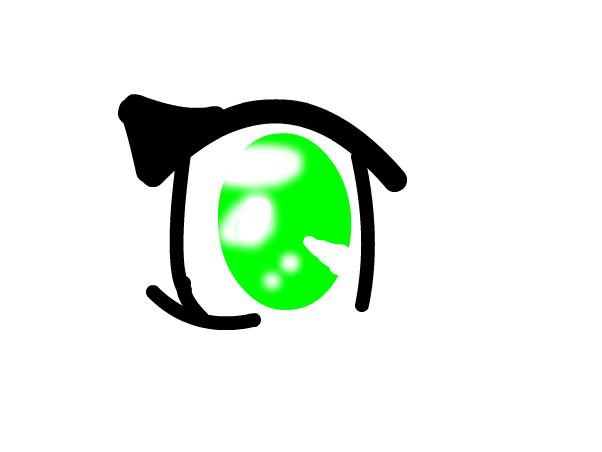 New eye style? ~Jelly