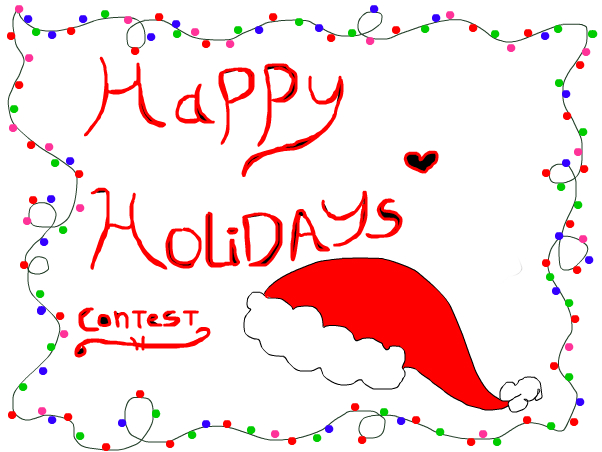 Happy Holidays Contest! :D