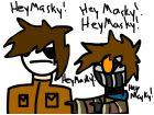 HEY MASKY!