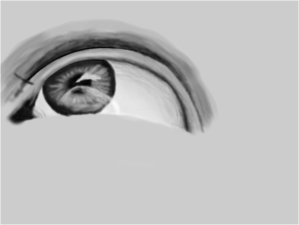 Random eye lel