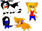 for mythical_edan and pokepup28 -WildFlower