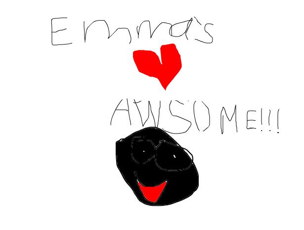 who else here likes emmas drawings? -WildFlower