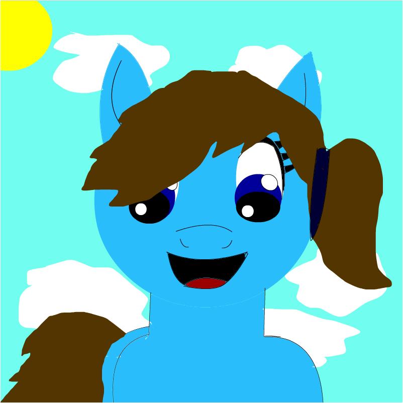 Pony Alex