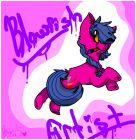 for Blowfish artist~Bunny