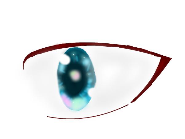 is an eye