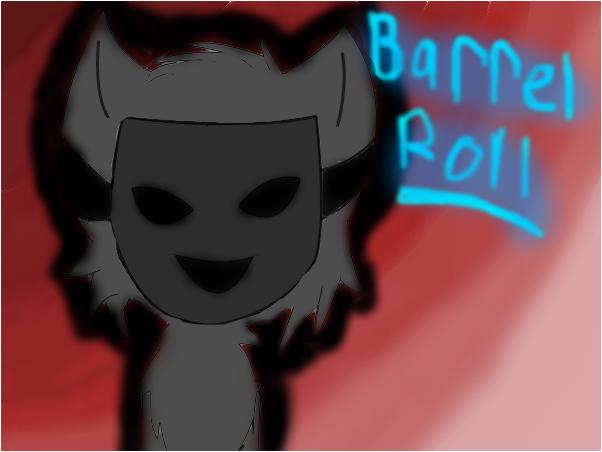 BarrelRoll fanart??