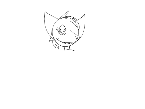 Wip Fnaf Oc: Lily The Cat ~Spark