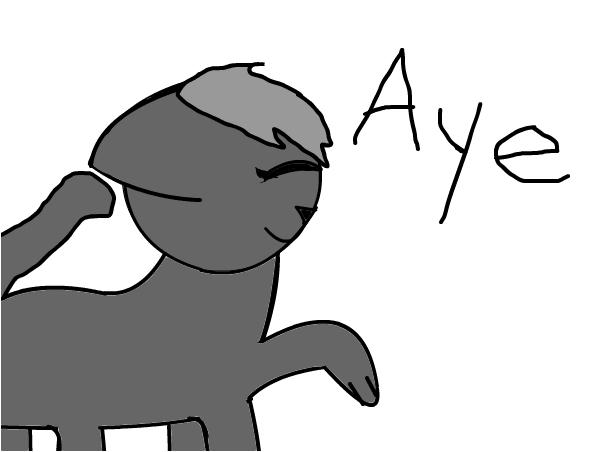 Ew terrible drawing