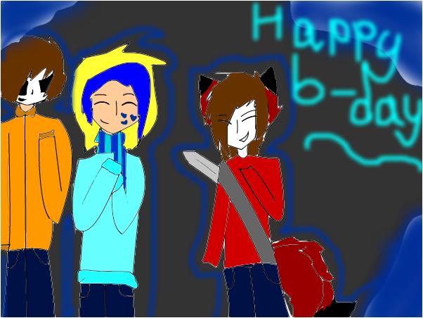 Happy Birthday, Maya! ~Spark