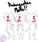 kindergarden photo (who wants in)~Bunny
