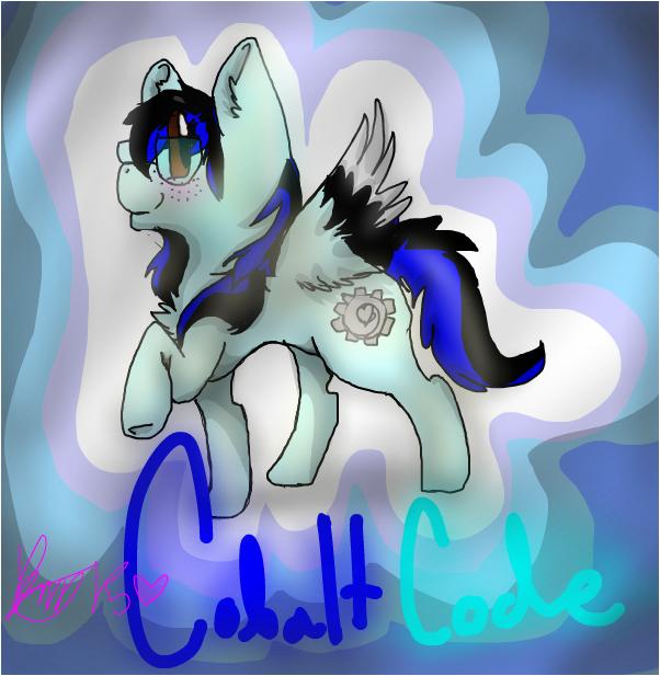 Cobalt Code~Bunny