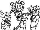 Random FNAF sketch ._. ..