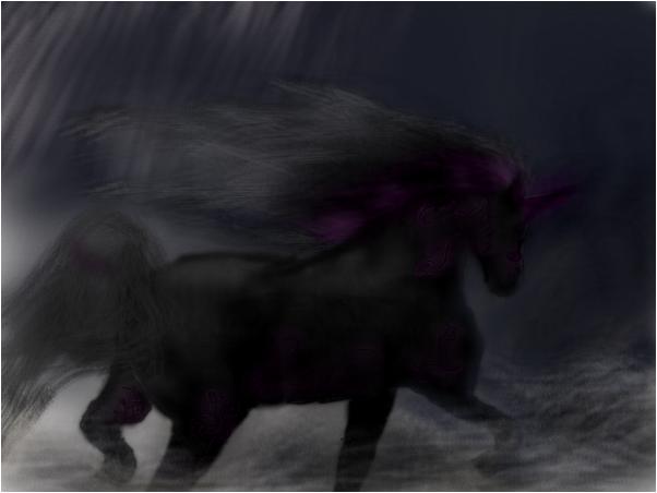 lightning-horse