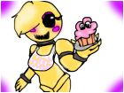 Toy Chica Fanart