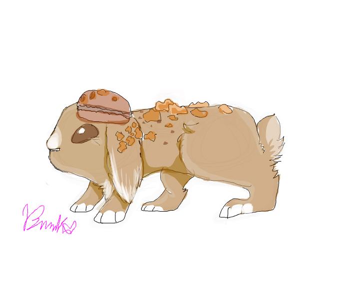 #weaabootrash-Bunny