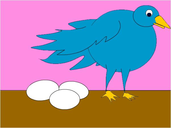 Bird & Eggs