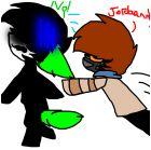 """nopenopenope!"" -Jordan"